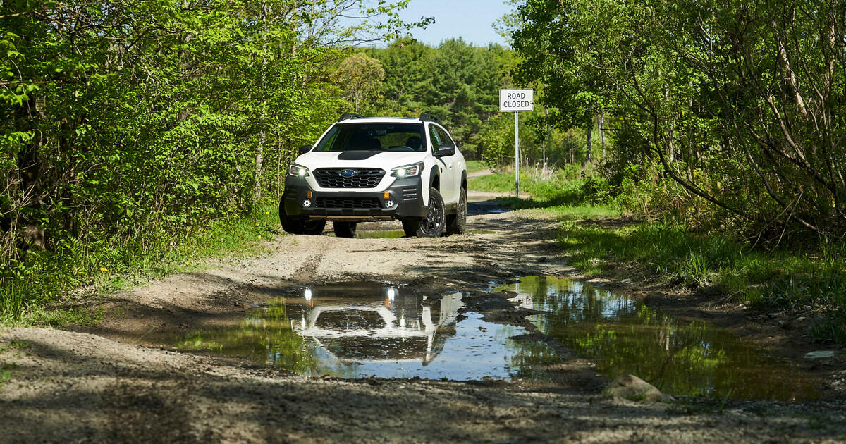 2022 Subaru Outback Wilderness review: Stand tall     - Roadshow