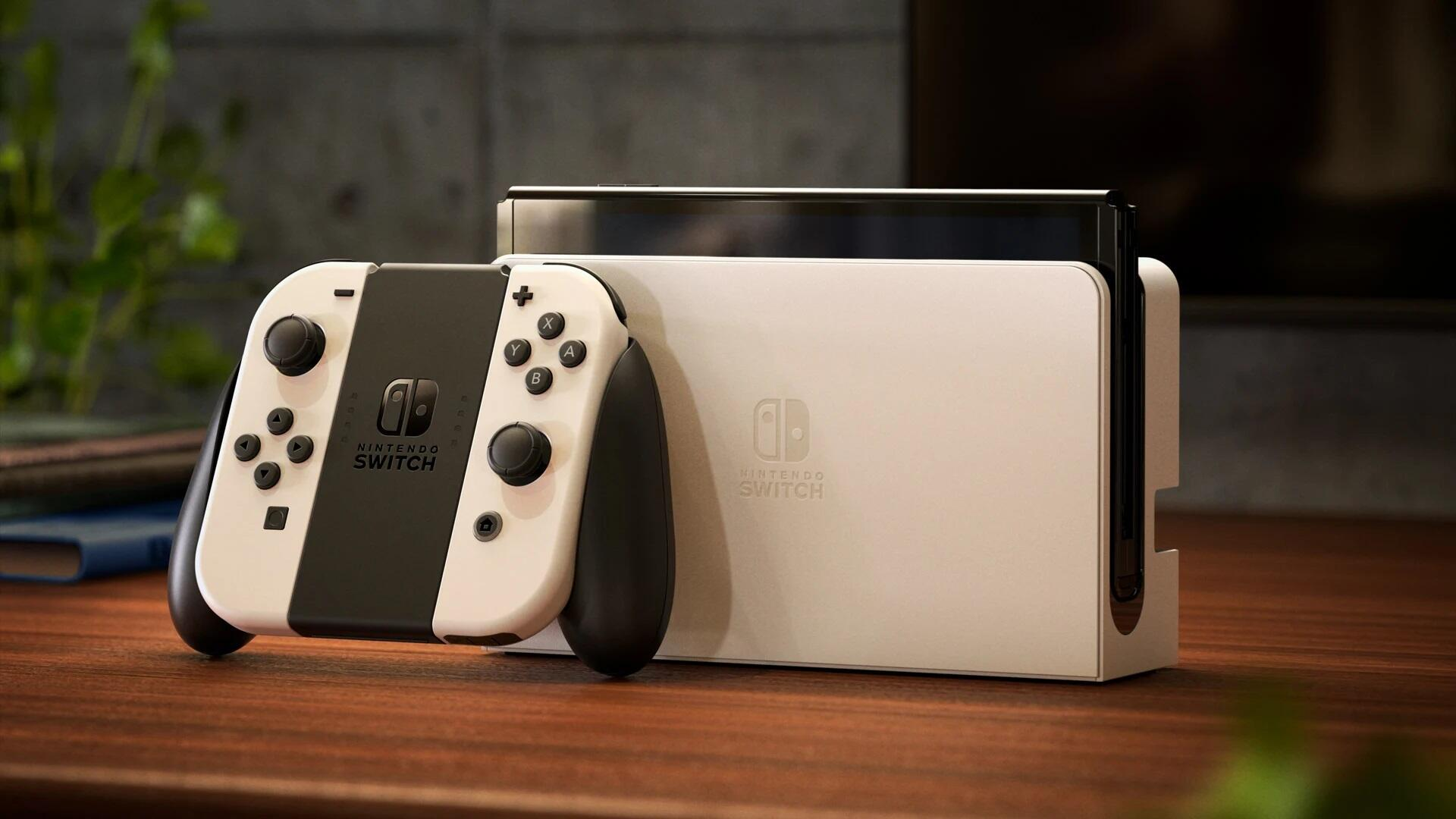 You don't need to buy the Nintendo Switch OLED to get its upgraded TV dock  - CNET
