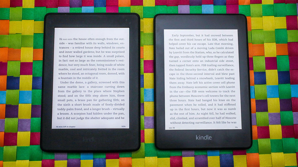 A new Kindle to catch up on all those books you've been meaning to read ($130)