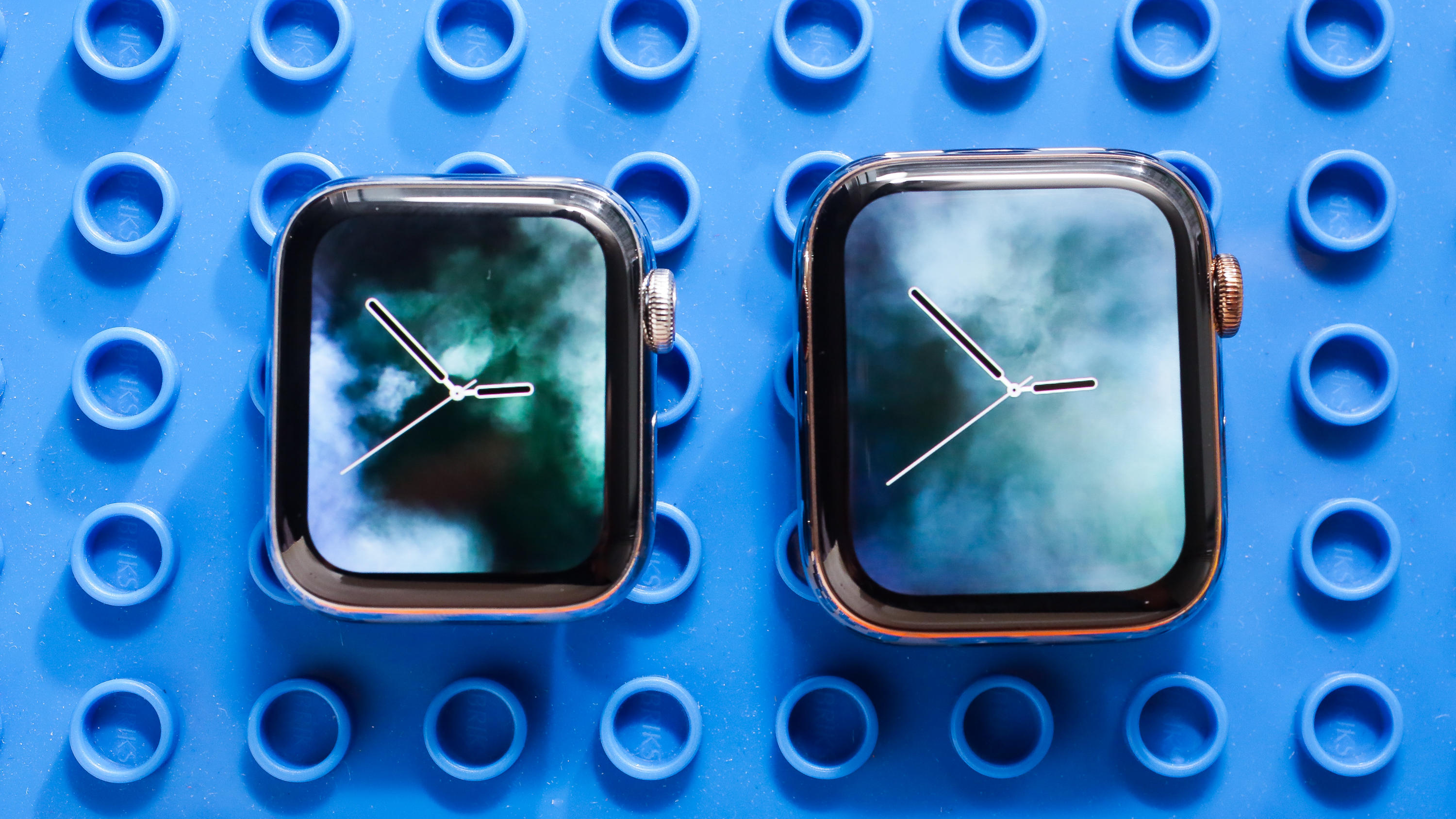 Apple Watch Series 4 compared