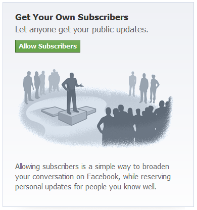 Allow subscribers
