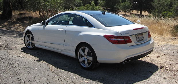 Check out our full review of the 2010 Mercedes-Benz E550 Coupe.