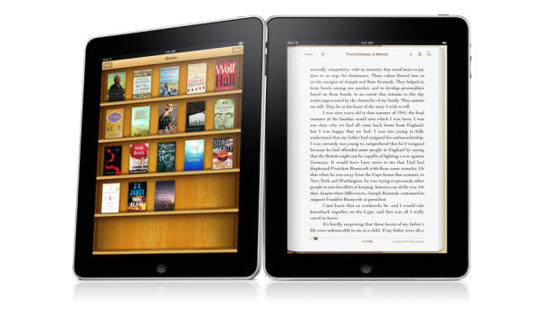 Apple could be talking about iBooks in New York later this month.