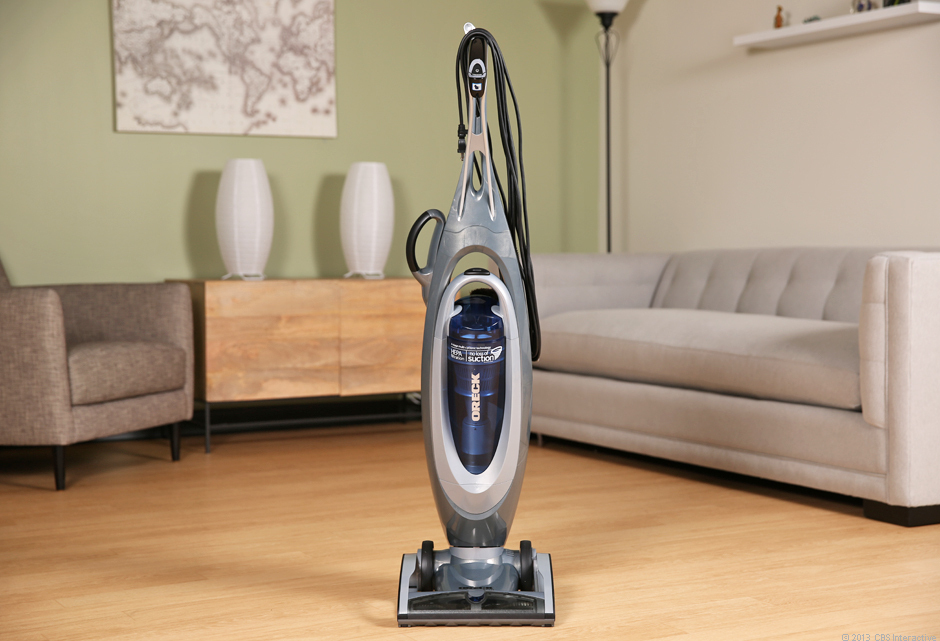 Oreck Touch Bagless Vacuum