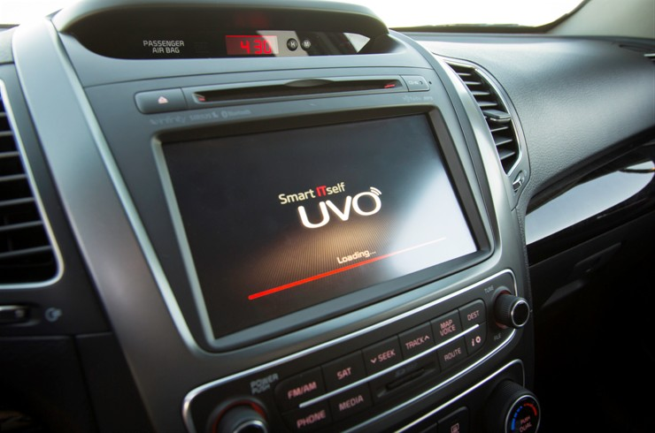 UVO now works with Google Maps.