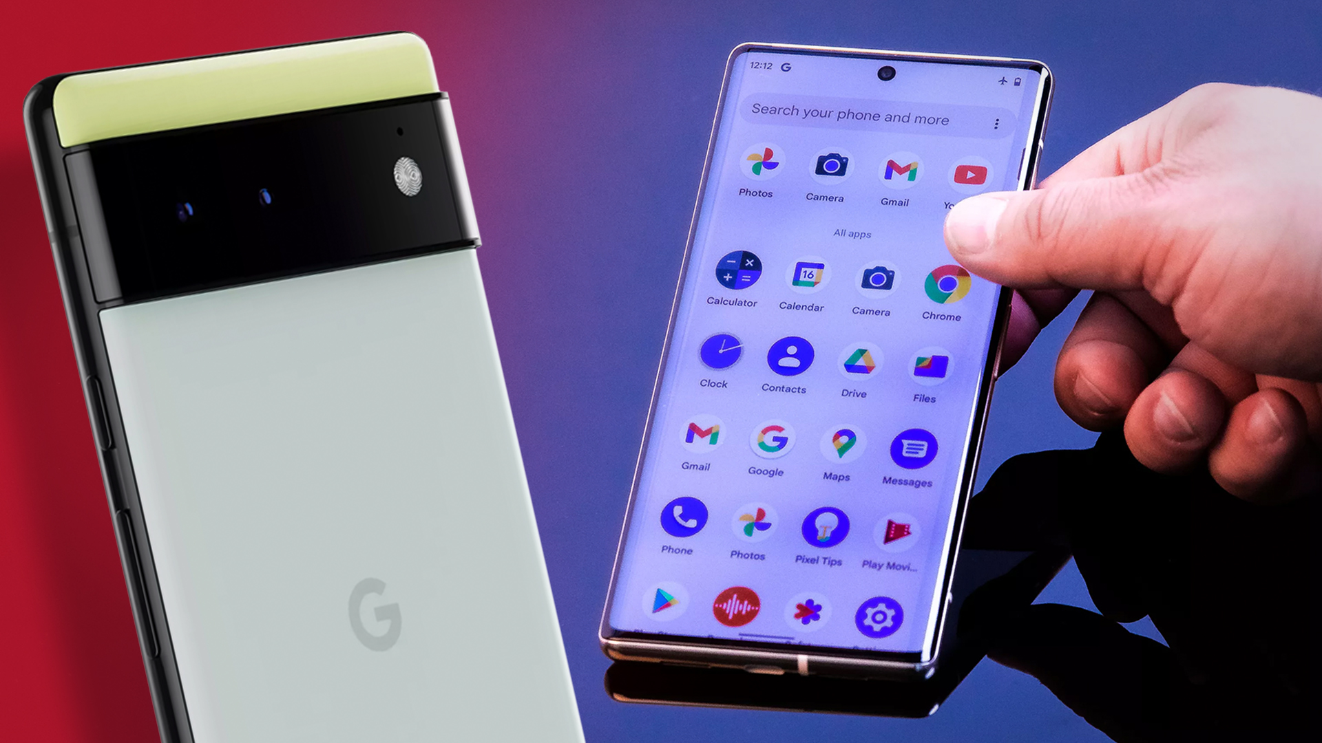 Video: First impressions of the new Pixel 6 and 6 Pro