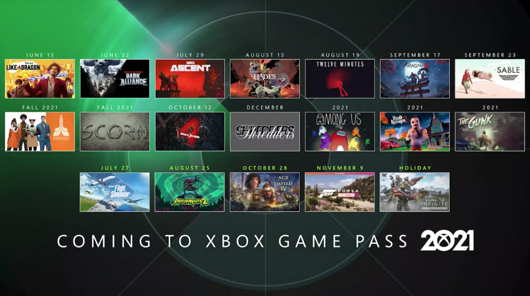 Every game Microsoft just said was coming to Xbox Game Pass     – CNET