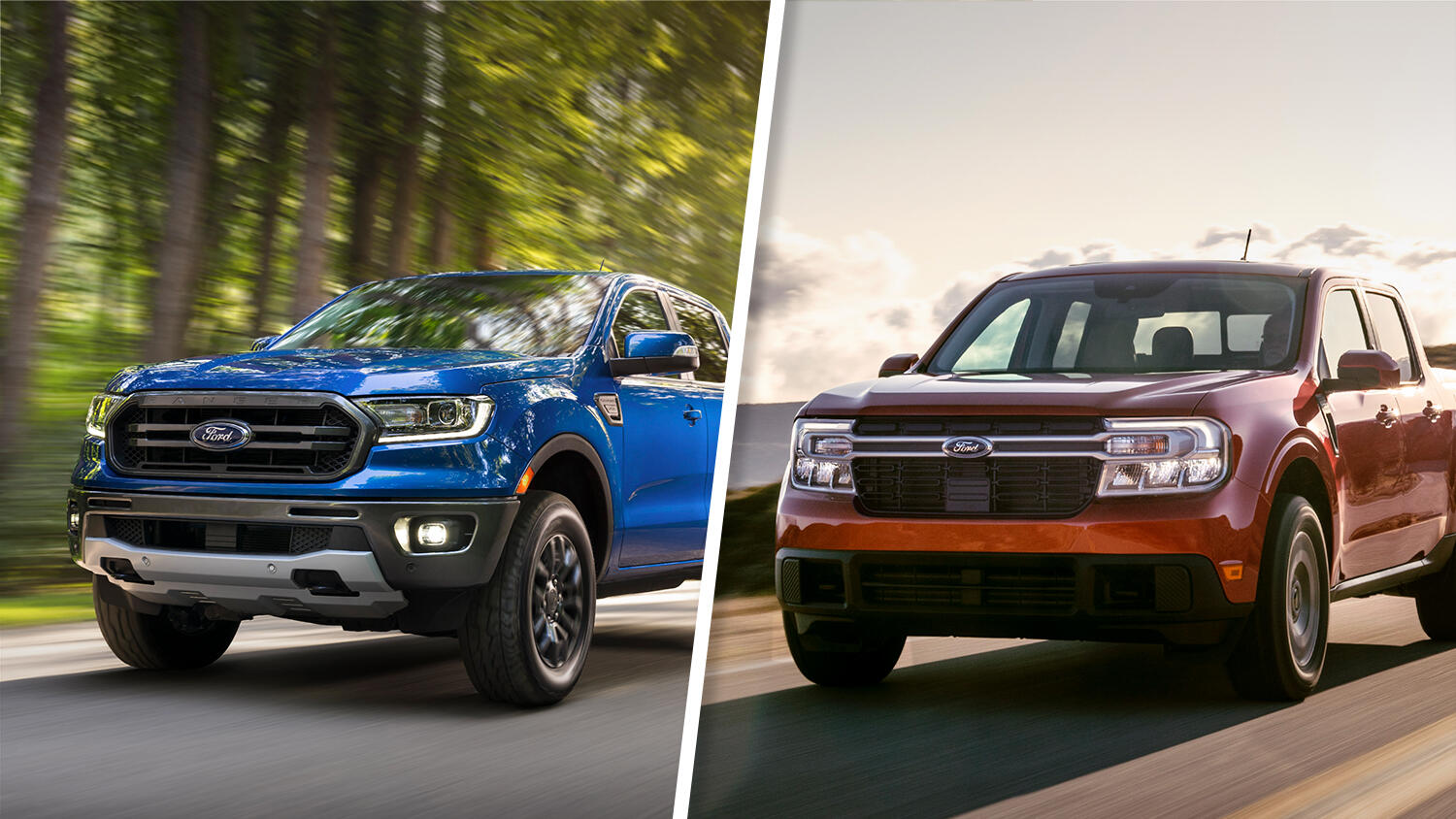 Video: Ford vs. Ford: Digging into the numbers of the Maverick and Ranger