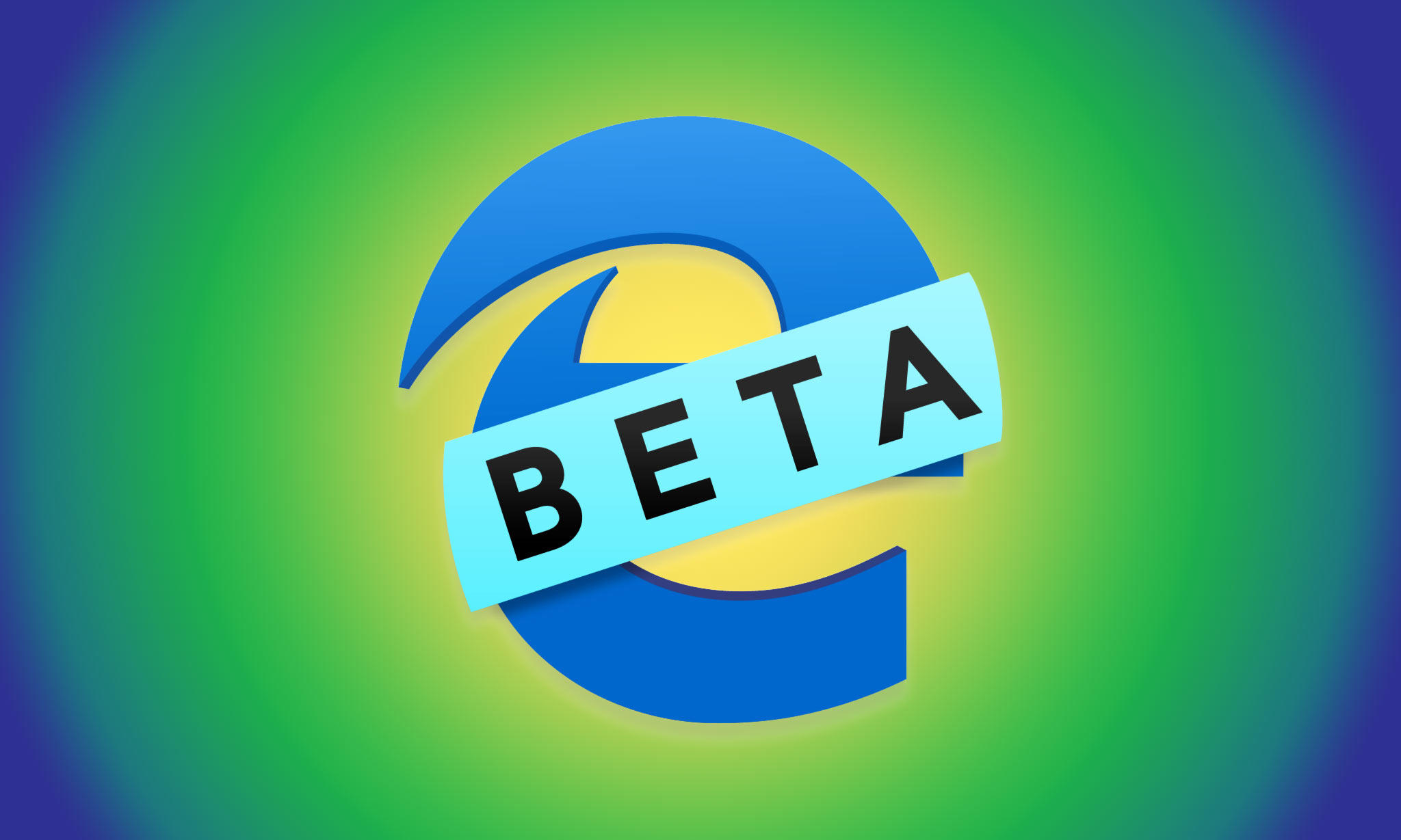 The Chromium-based version of Microsoft's Edge browser is now in beta testing.