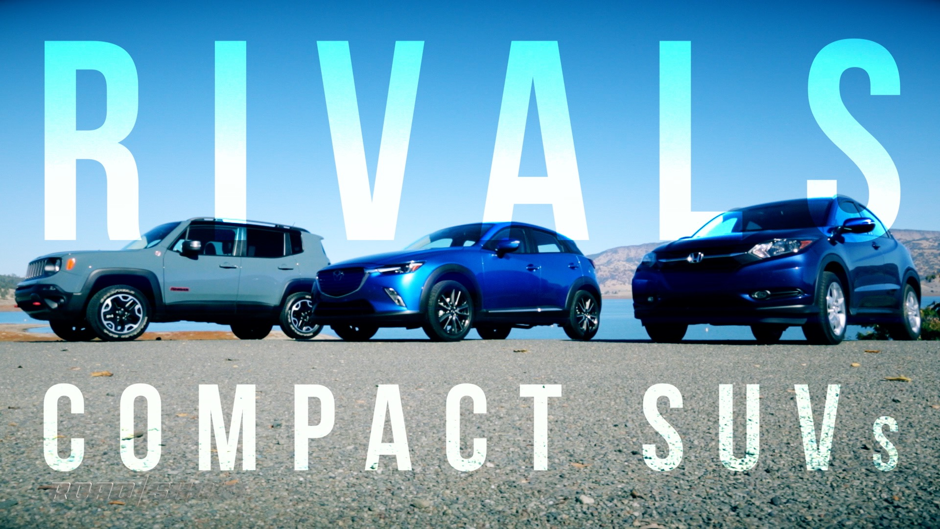 Video: Rivals: Which CUV will come out on top?