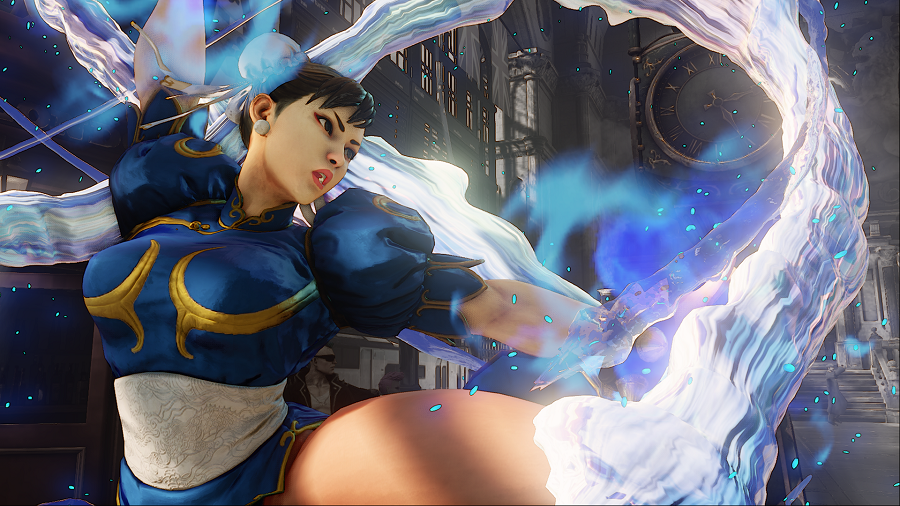 2. Chun-Li, Street Fighter