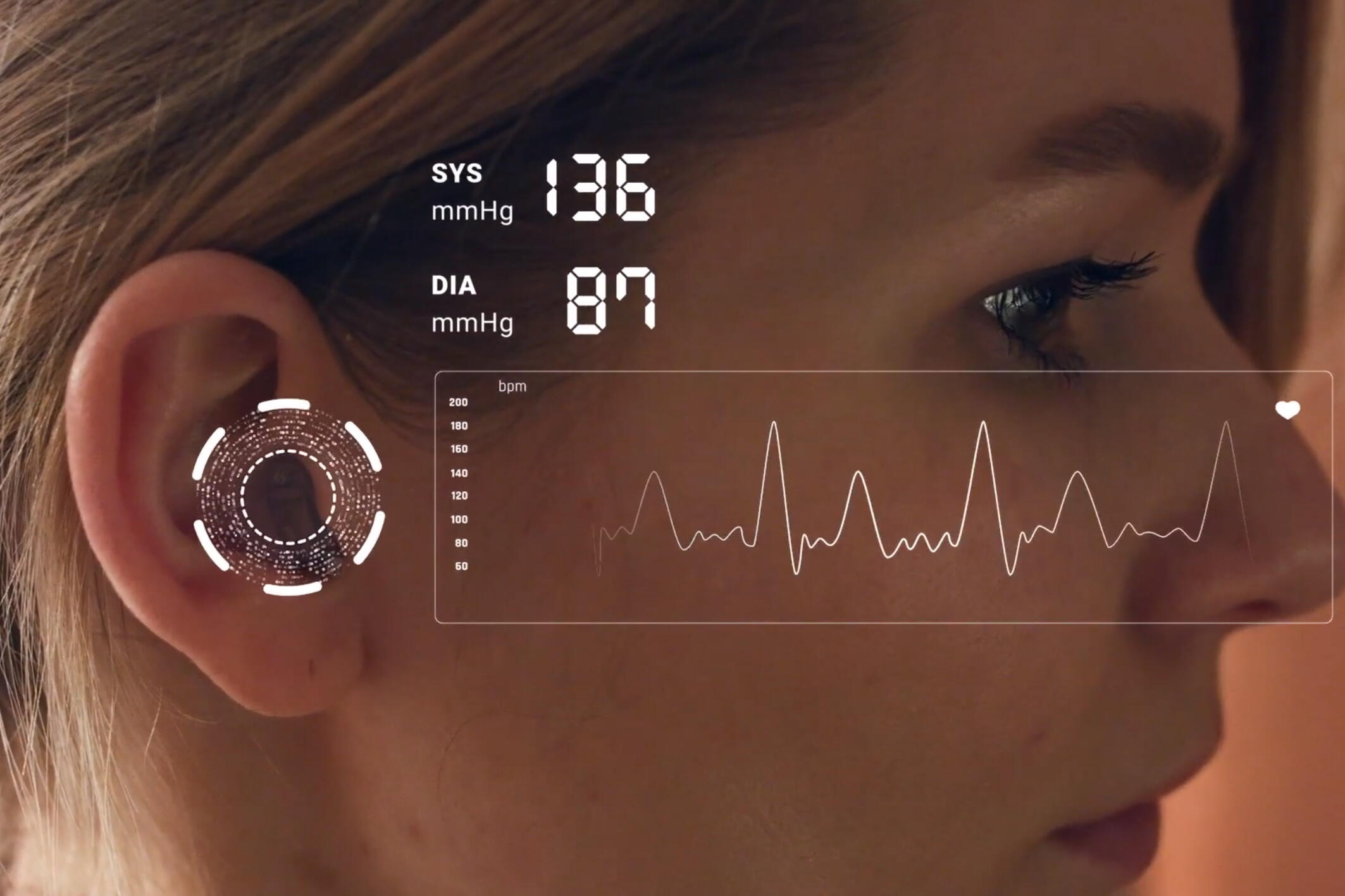 Valencell in-ear blood pressure technology