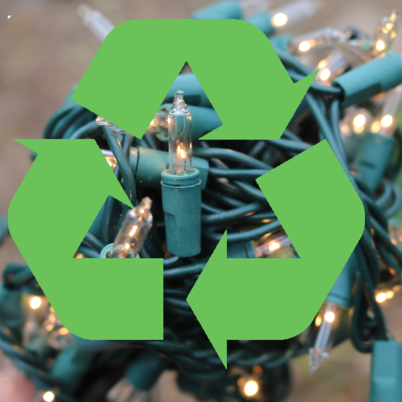 recycle-lights