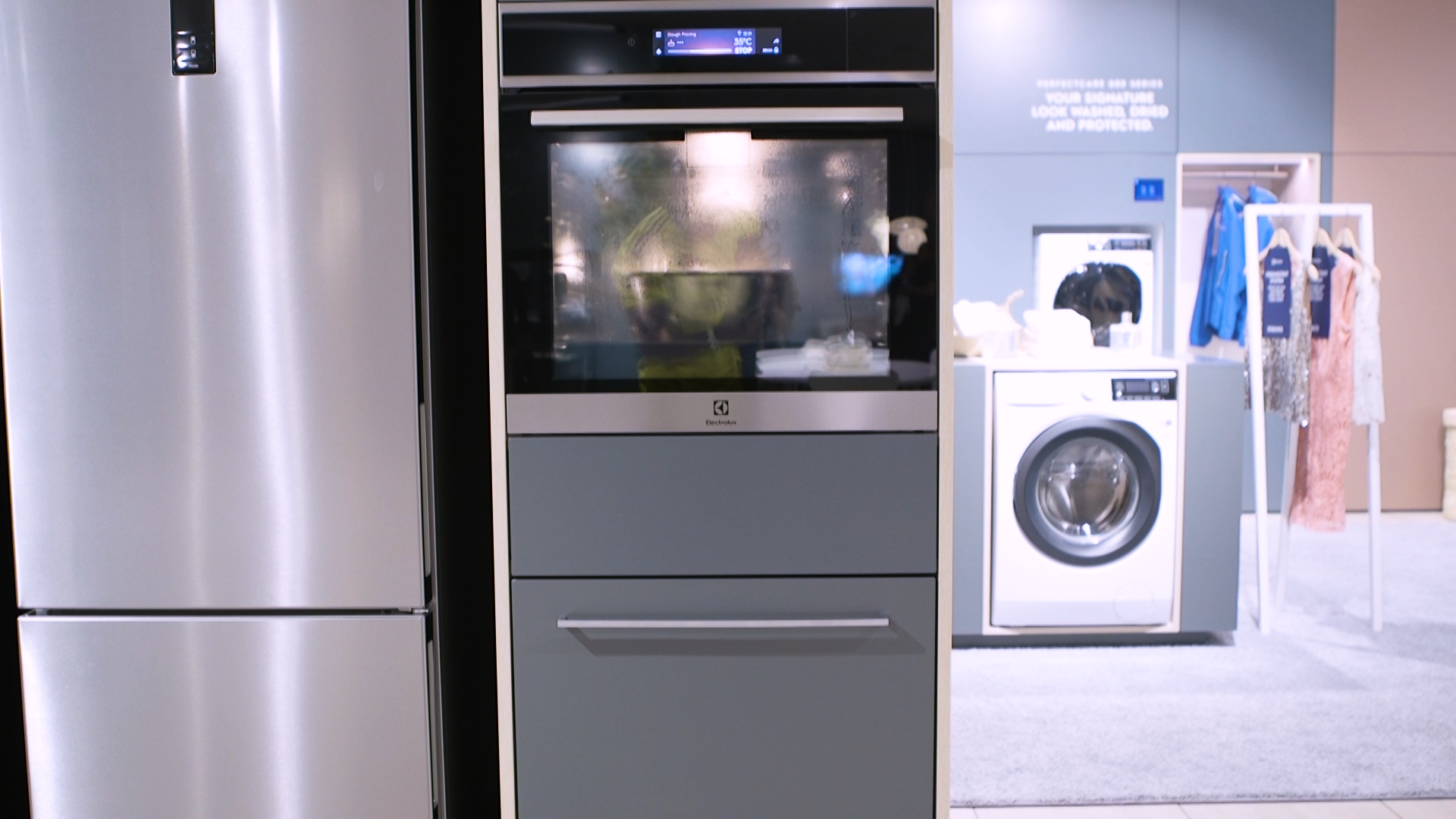 Video: These Electrolux appliance features make me jealous of Europe