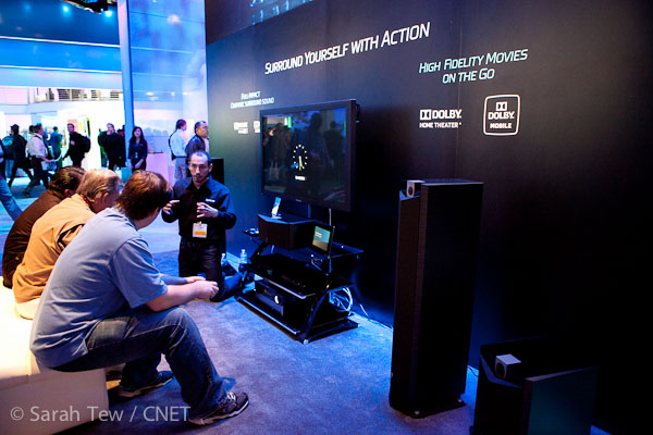 Dolby: A CES institution