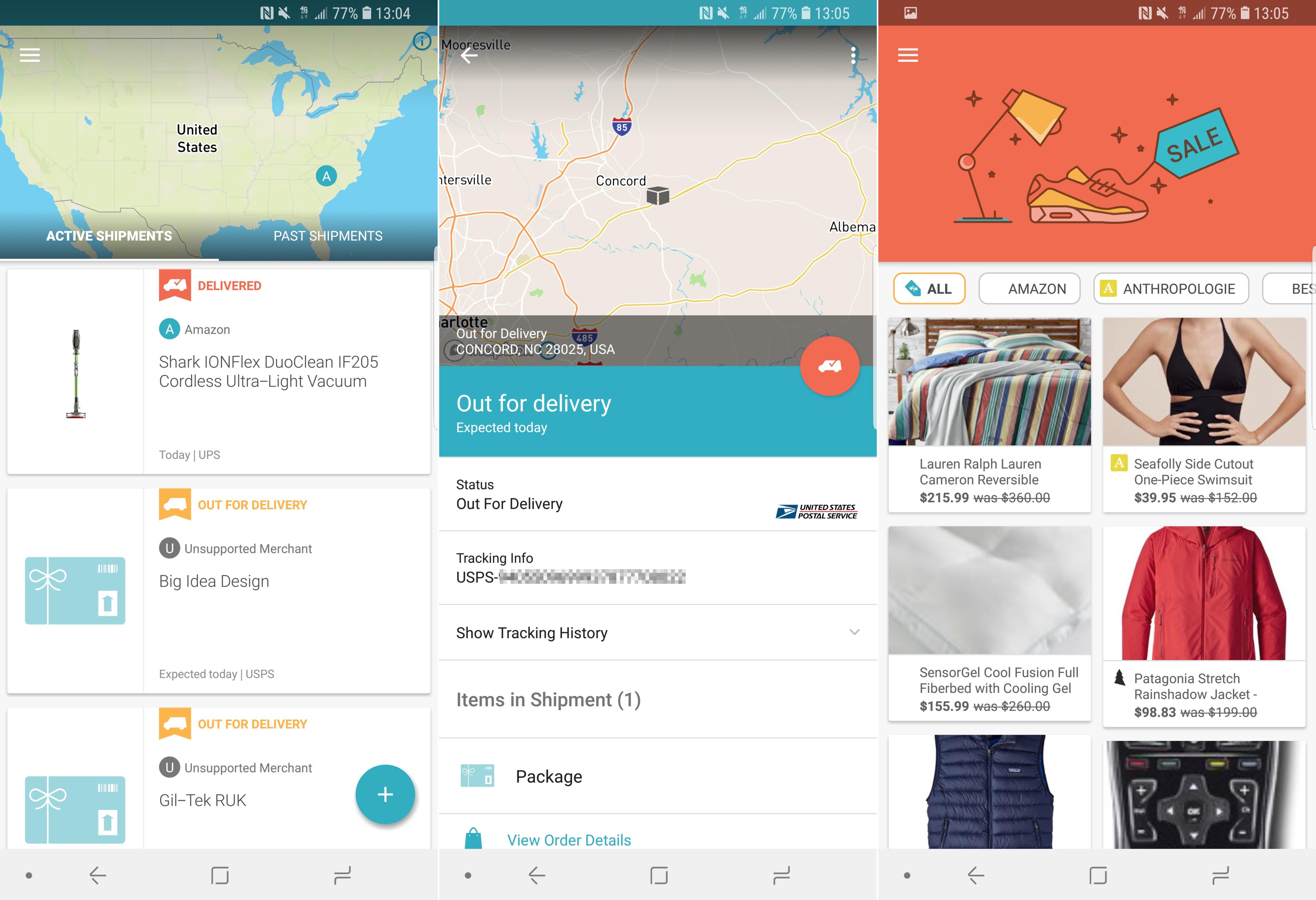 android-package-tracking-apps-slice