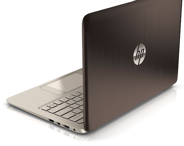 HP Spectre 13 with touch display: HP CEO Meg Whitman said commercial notebook sales grew double digits year-over-year.