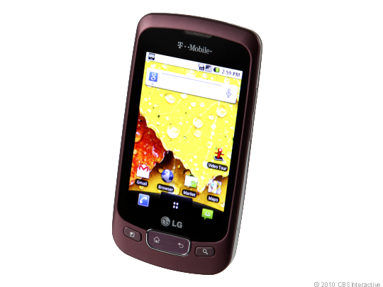 The LG Optimus T was one of the first entry-level Android smartphones to have us thinking that feature phones might be dead.