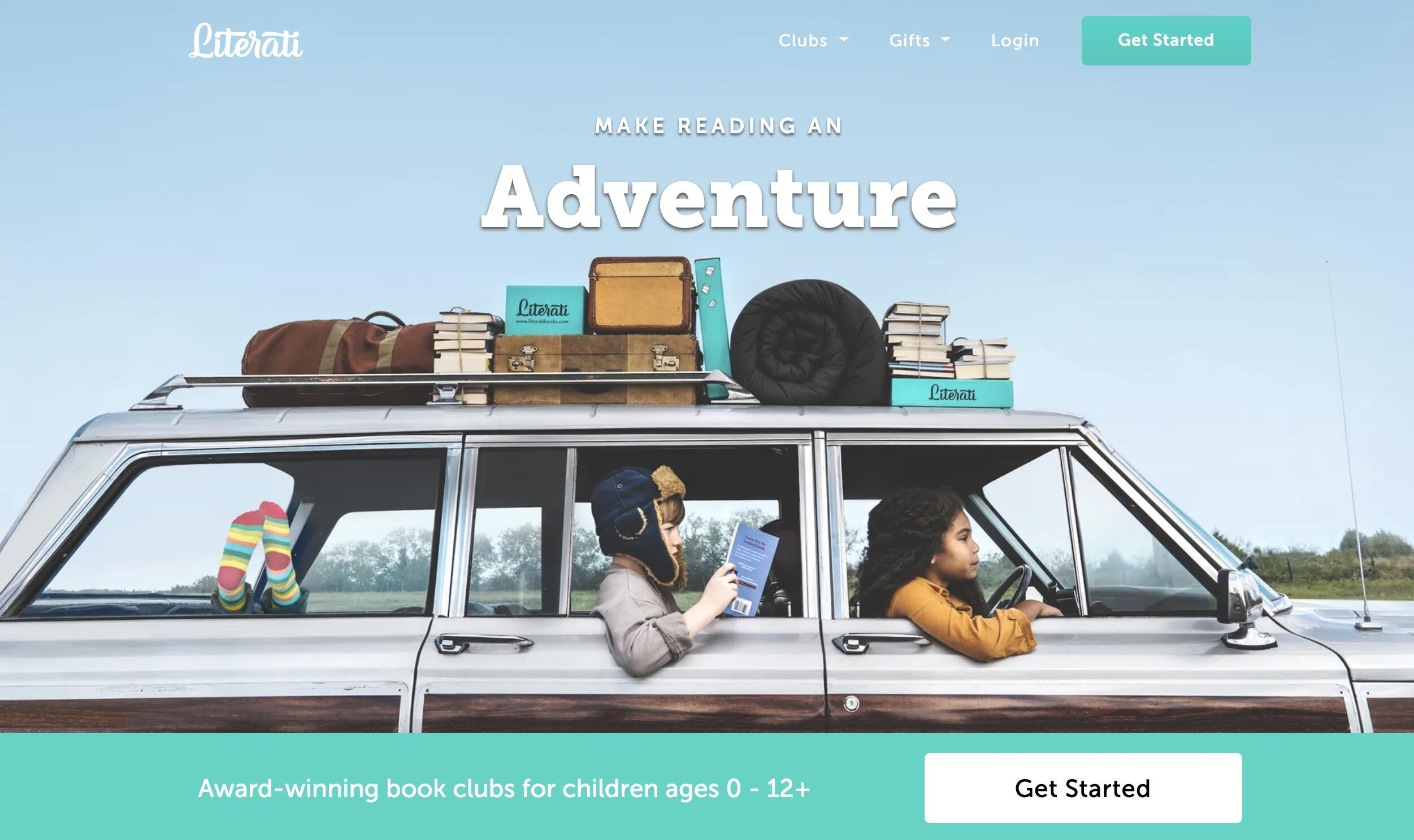 9 book subscription services for kids and young adults