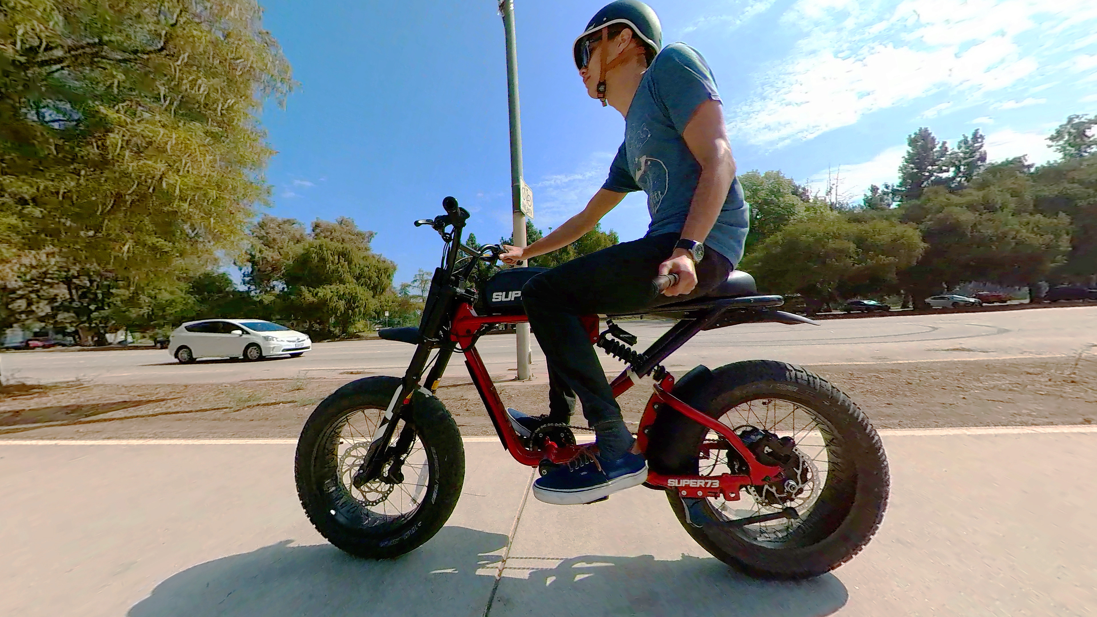 Video: Super73 RX hands-on: High performance electric motorbike