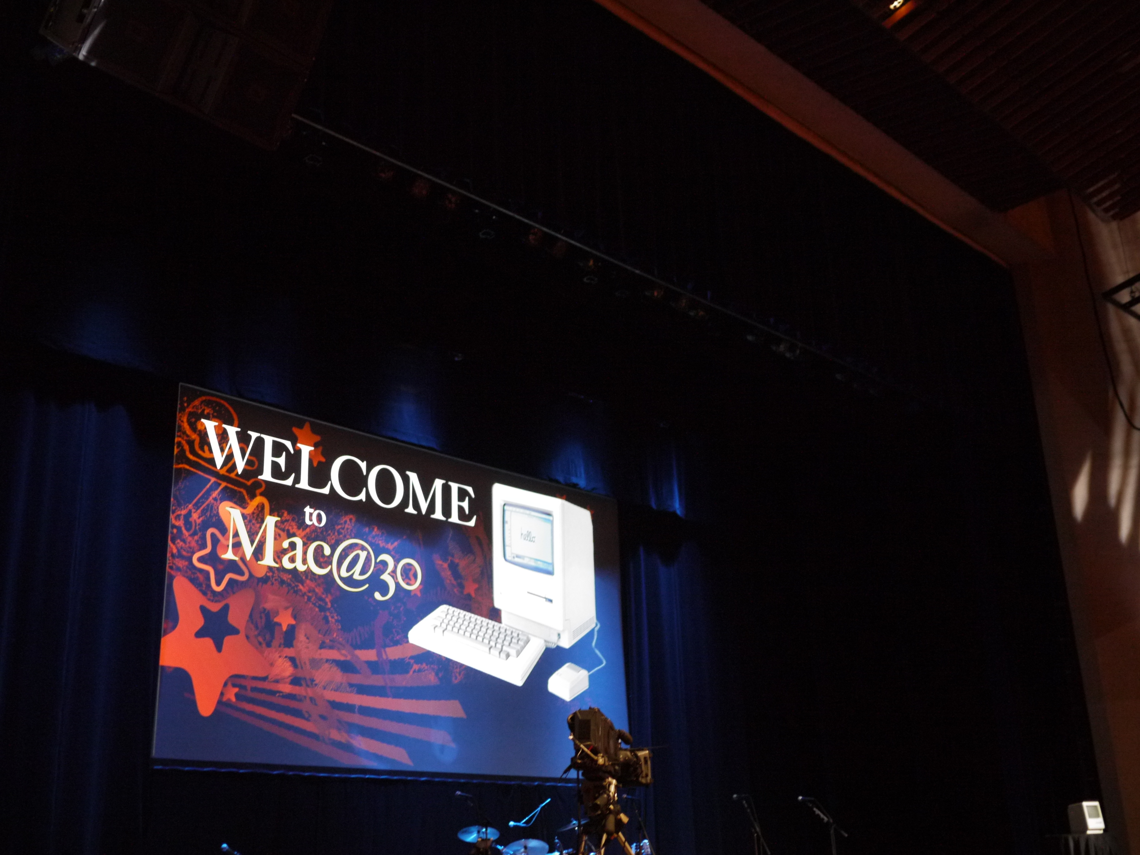 Macintosh originals celebrate the Mac's 30th anniversary