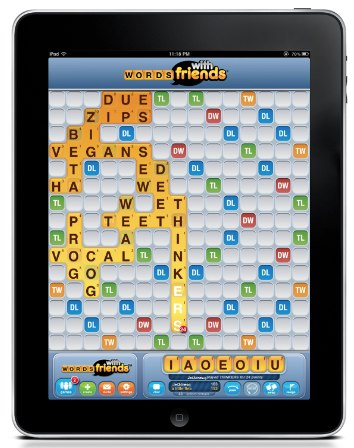 Words With Friends is no longer just a mobile game.
