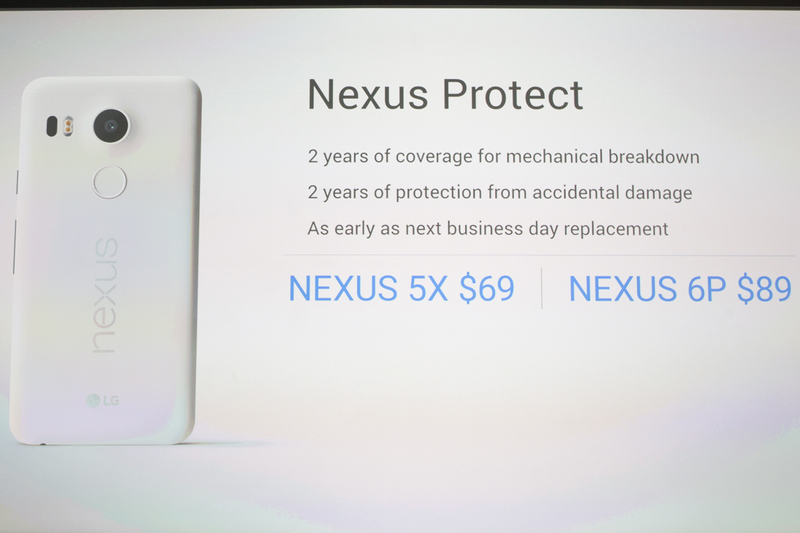 Nexus Protect for peace of mind