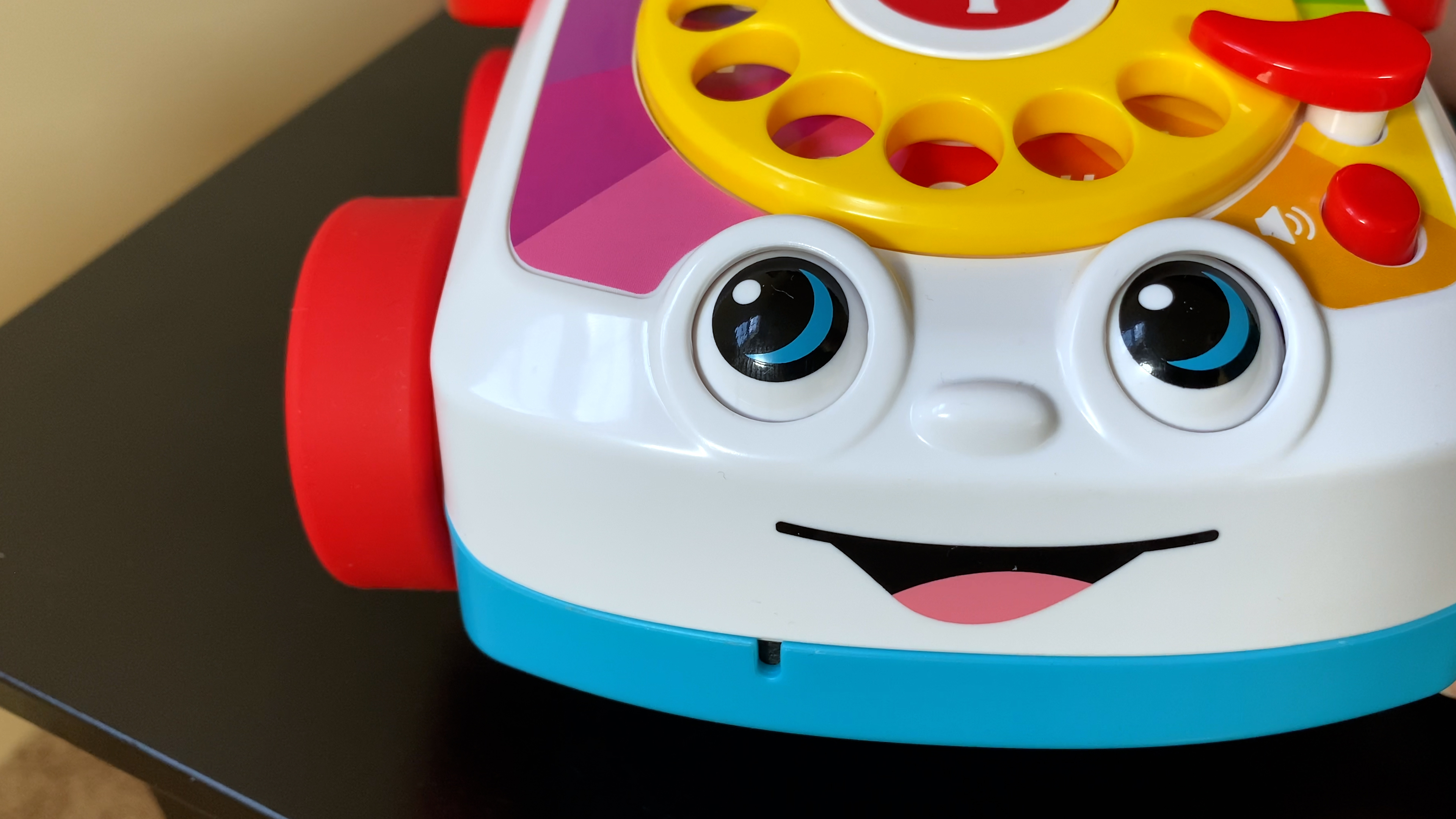 Video: Fisher-Price made a Chatter phone for adults that actually works