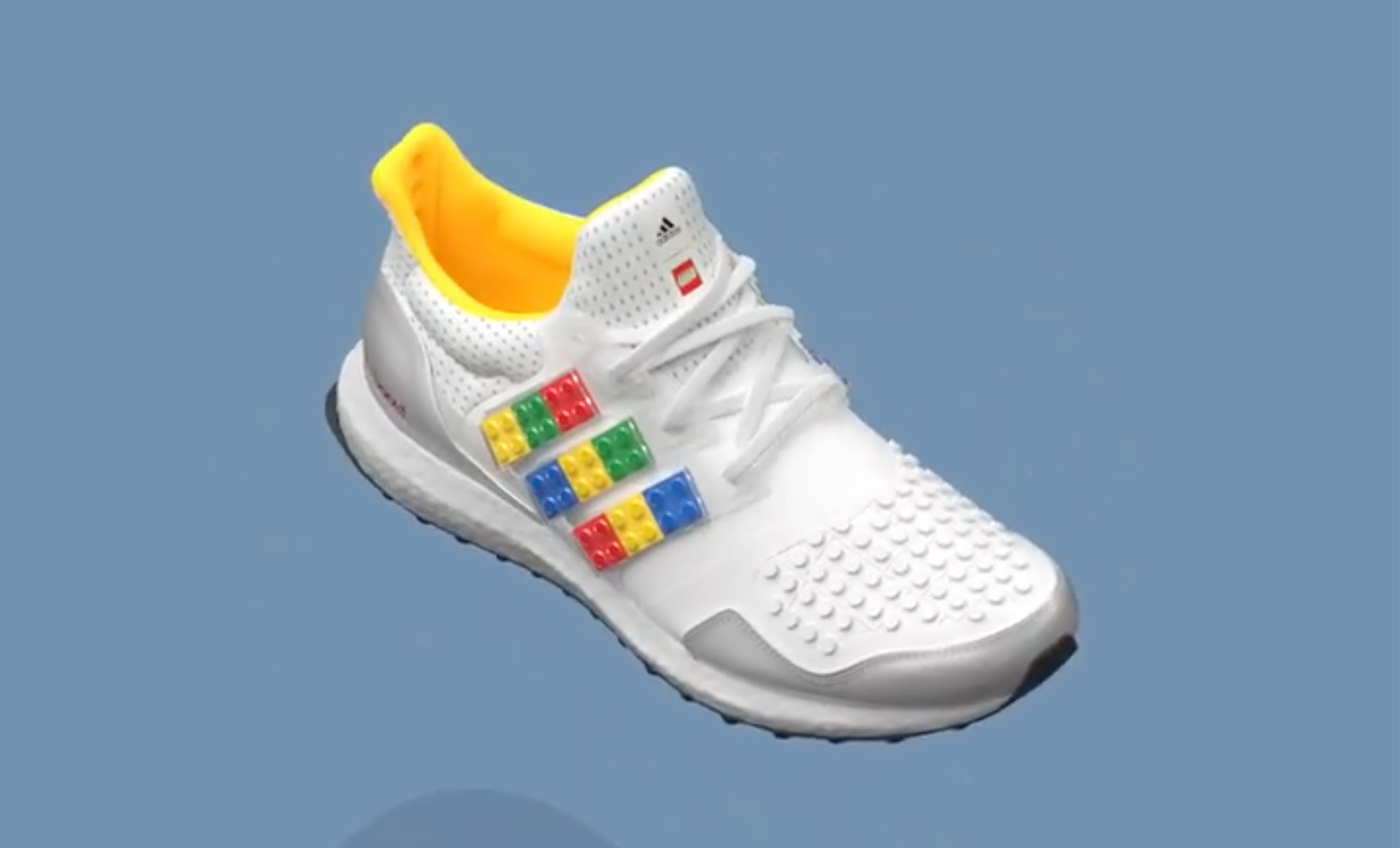 New Adidas shoes can be customized with Lego pieces - CNET