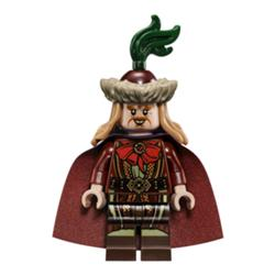 Before Stephen Fry had a Master of Lake-town miniature, he was available in Lego.