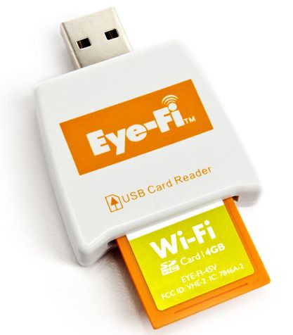 This 4GB Eye-Fi card used to sell for over $100 (!), but now it can be yours for just $35.