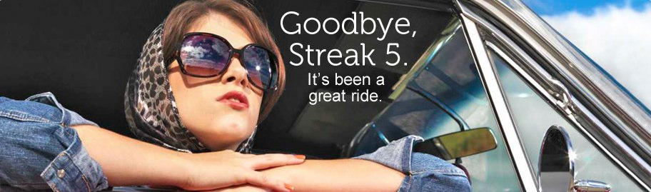 The Dell Streak 5 has been discontinued.