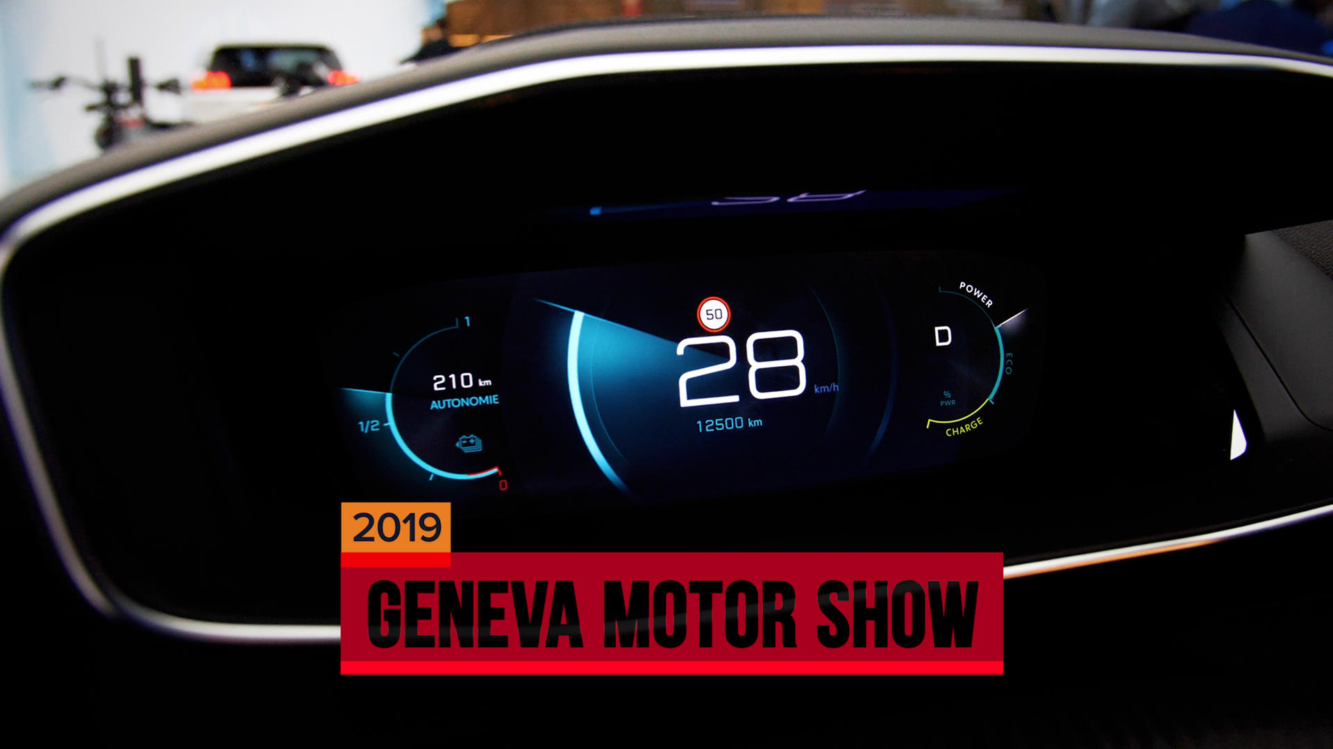 Video: New Peugeot 208 debuts i-Cockpit with 3D HUD Combo dashboard