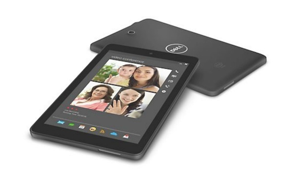 Dell's Venue 8 runs Android on top of an Intel Atom processor.  It starts at $180.
