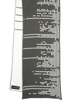 Paul Auster Edition scarf