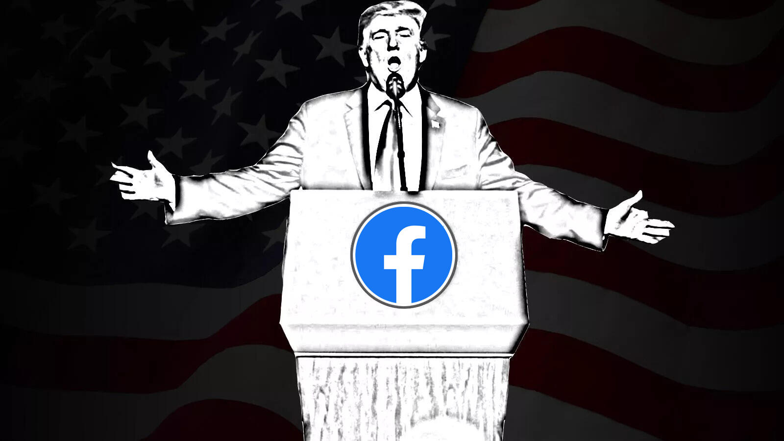 Facebook Oversight Board makes a decision on Donald Trump