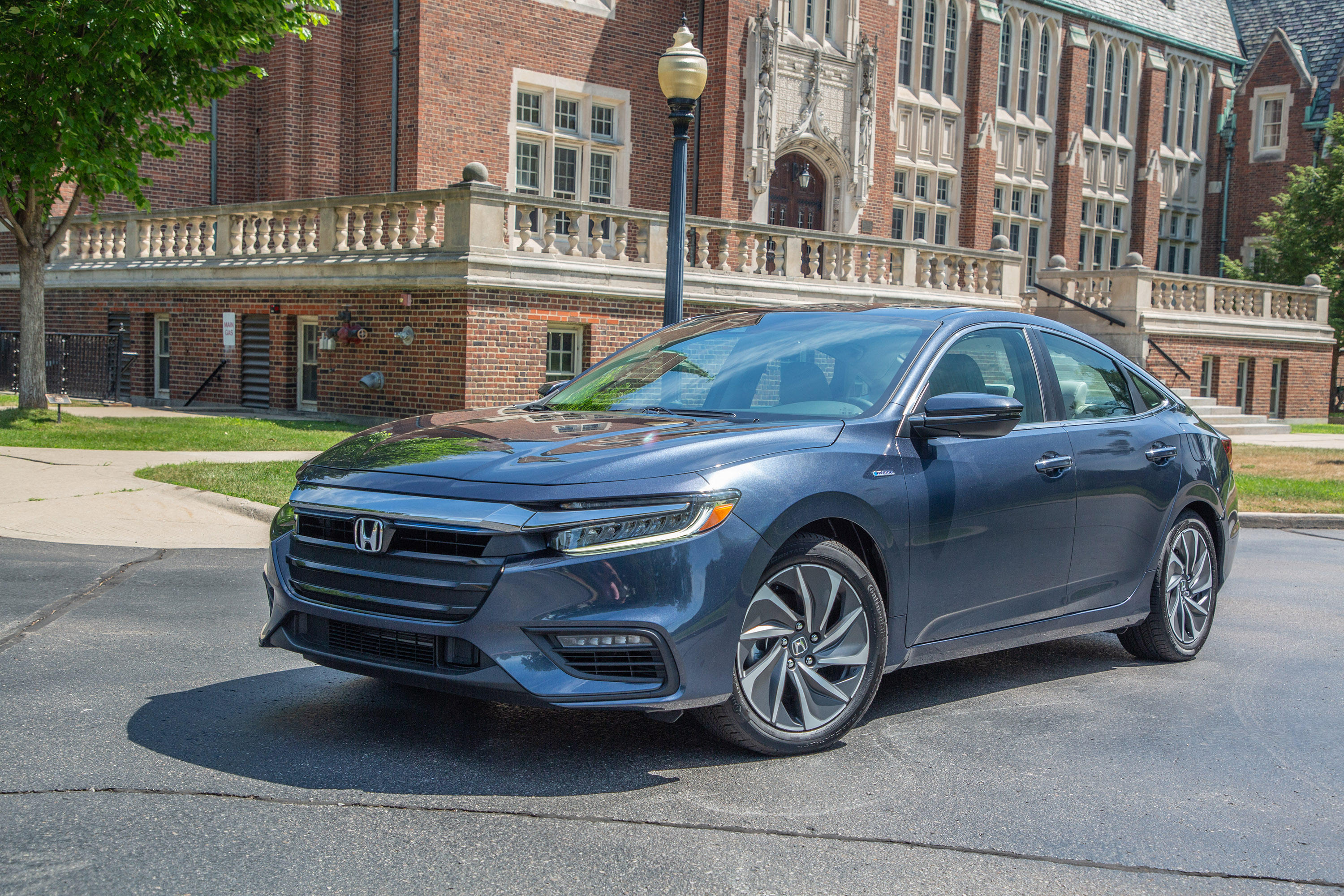 Andrew Krok's pick: Honda Insight