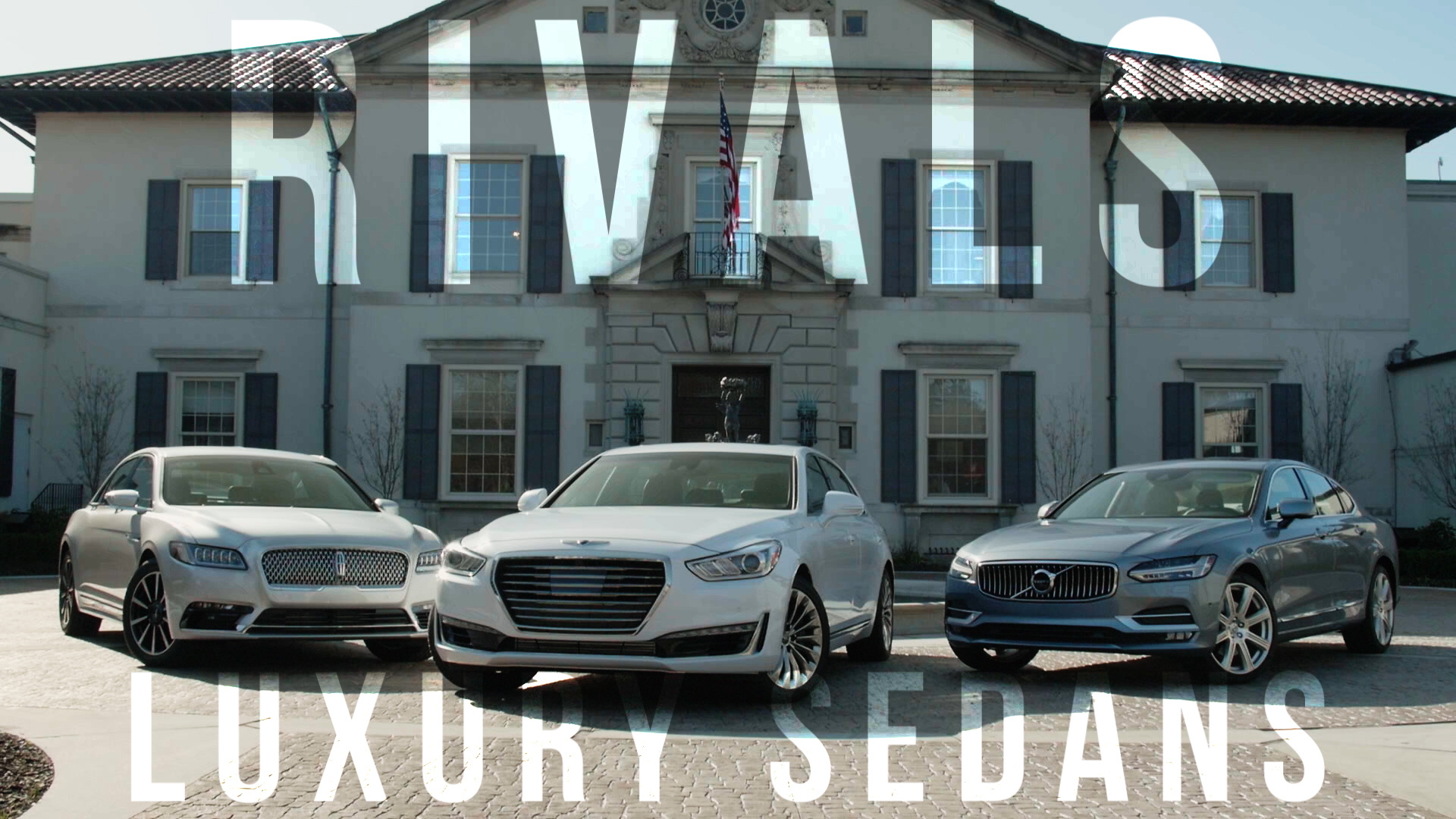 Video: Rivals: Genesis, Lincoln and Volvo are three of the best-kept secrets in luxury
