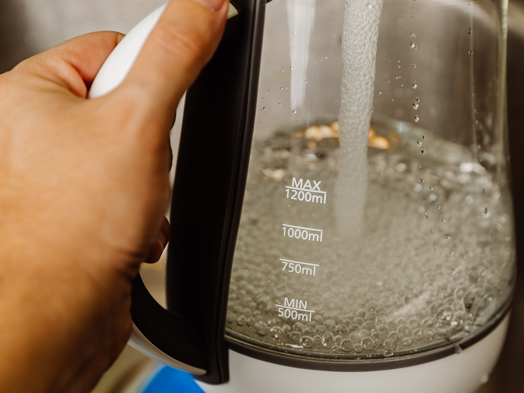 Clean your coffee maker