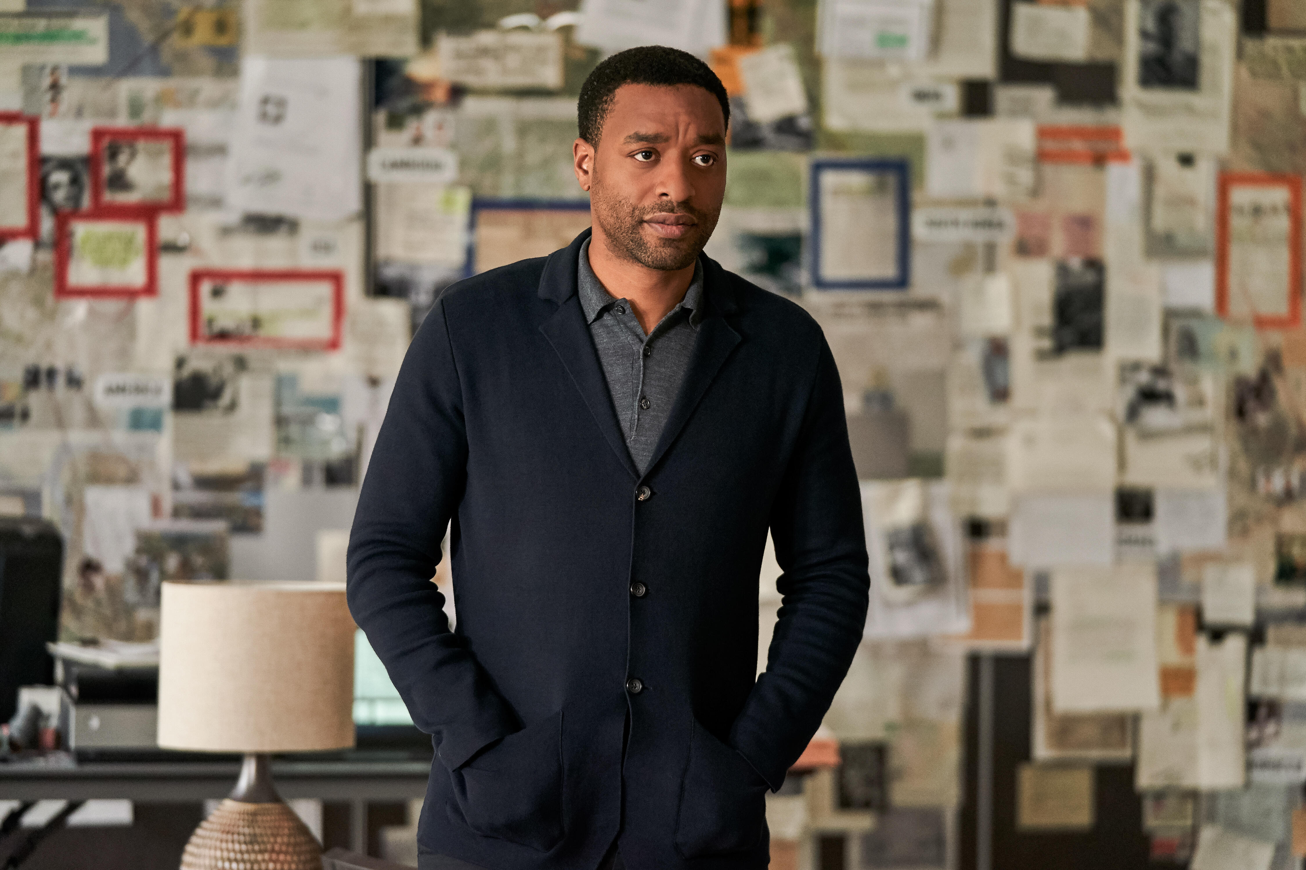 The Old Guard Chiwetel Ejiofor