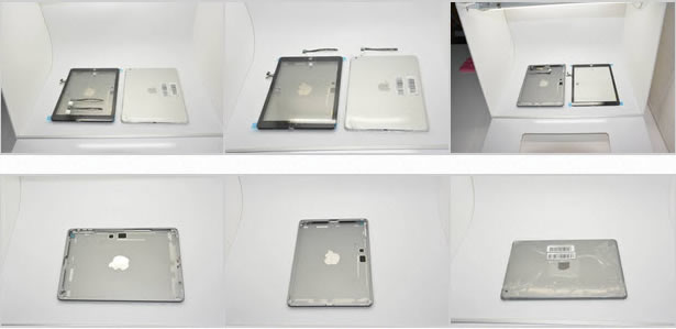 Alleged images of the next iPad, courtesy of Sonny Dickson.