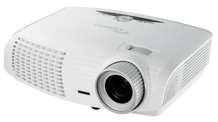 At $699.99, the high-def Optoma HD20 is an excellent budget projector for backyard cinema.