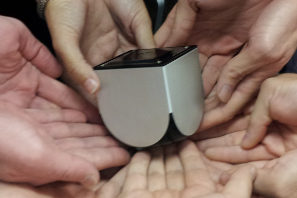 Ouya is now shipping its game console to early developers.