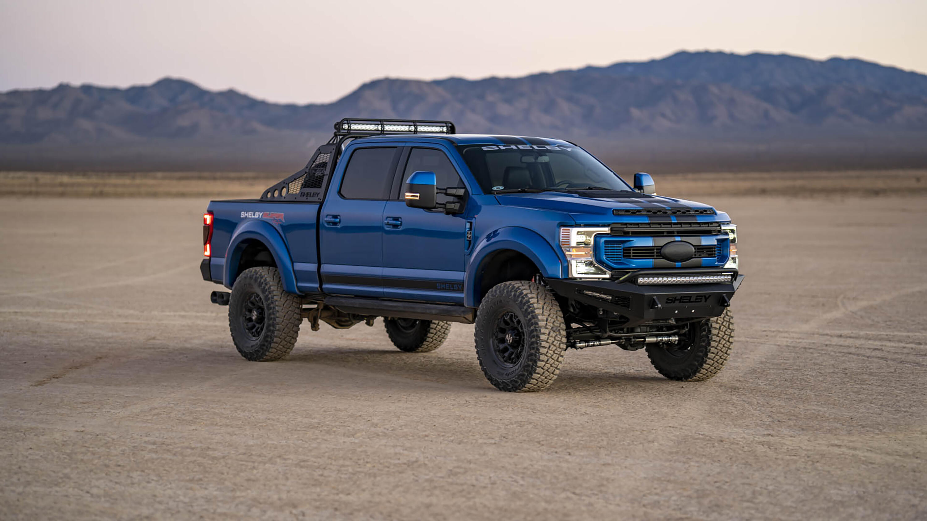 Ford Shelby F-250 Super Baja