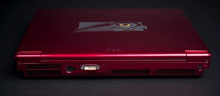 Falcon Northwest laptop can use Core i7 processors running at speeds up to 3.33GHz