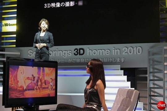 Since 2008, Sony has been one of the main forces behind the 3D TV campaign. But so far many consumers have balked at the high price and need to wear glasses.
