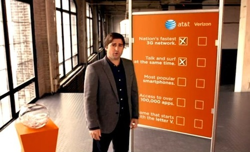 AT&T to end its Luke Wilson ad campaign.