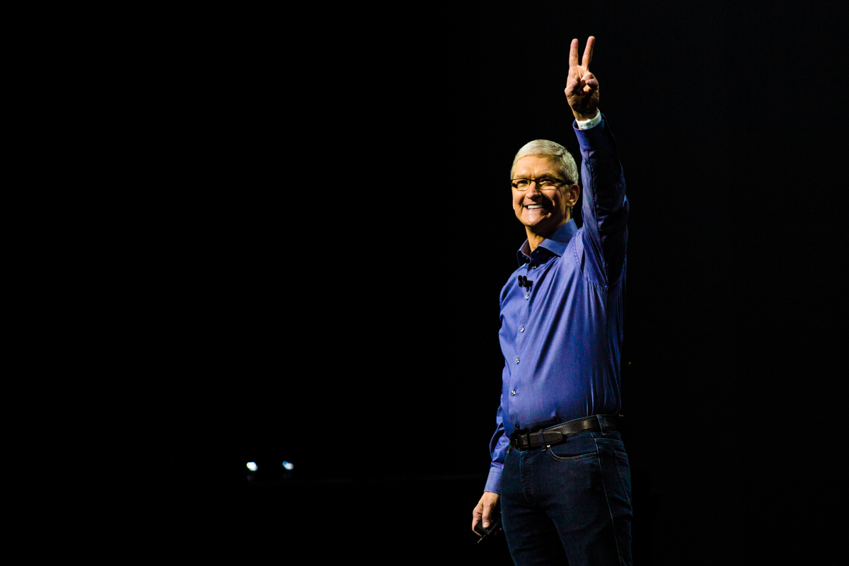 Since Tim Cook took over as Apple's CEO in August 2011, the company has introduced bigger-screen iPhones, a streaming-music service and Apple Pay.