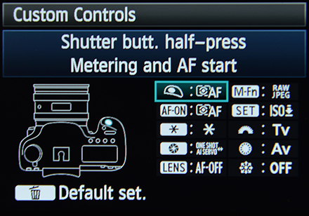 Programmable function buttons