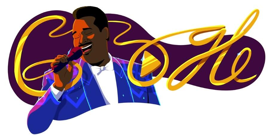 <p>Google pays tribute to 'velvet voice' Luther Vandross with animated musical doodle thumbnail